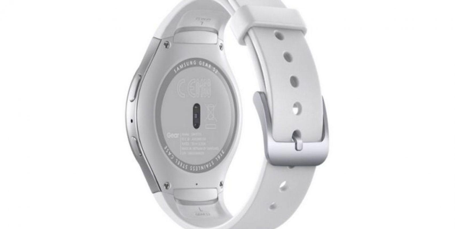Así lucirá el nuevo reloj inteligente de Samsung Foto:Samsung
