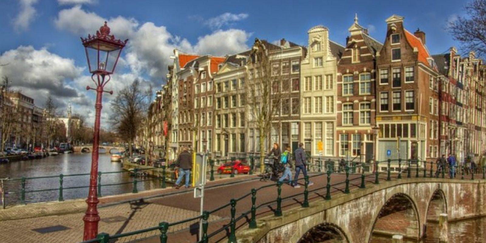 26. Amsterdam, Netherlands, calificada con 85.459 puntos Foto:Vía pixabay.com