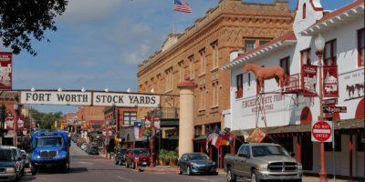 21. Fort Worth, Texas, el corazón de la música country ganó 86.296 puntos. Foto:Vía wiki