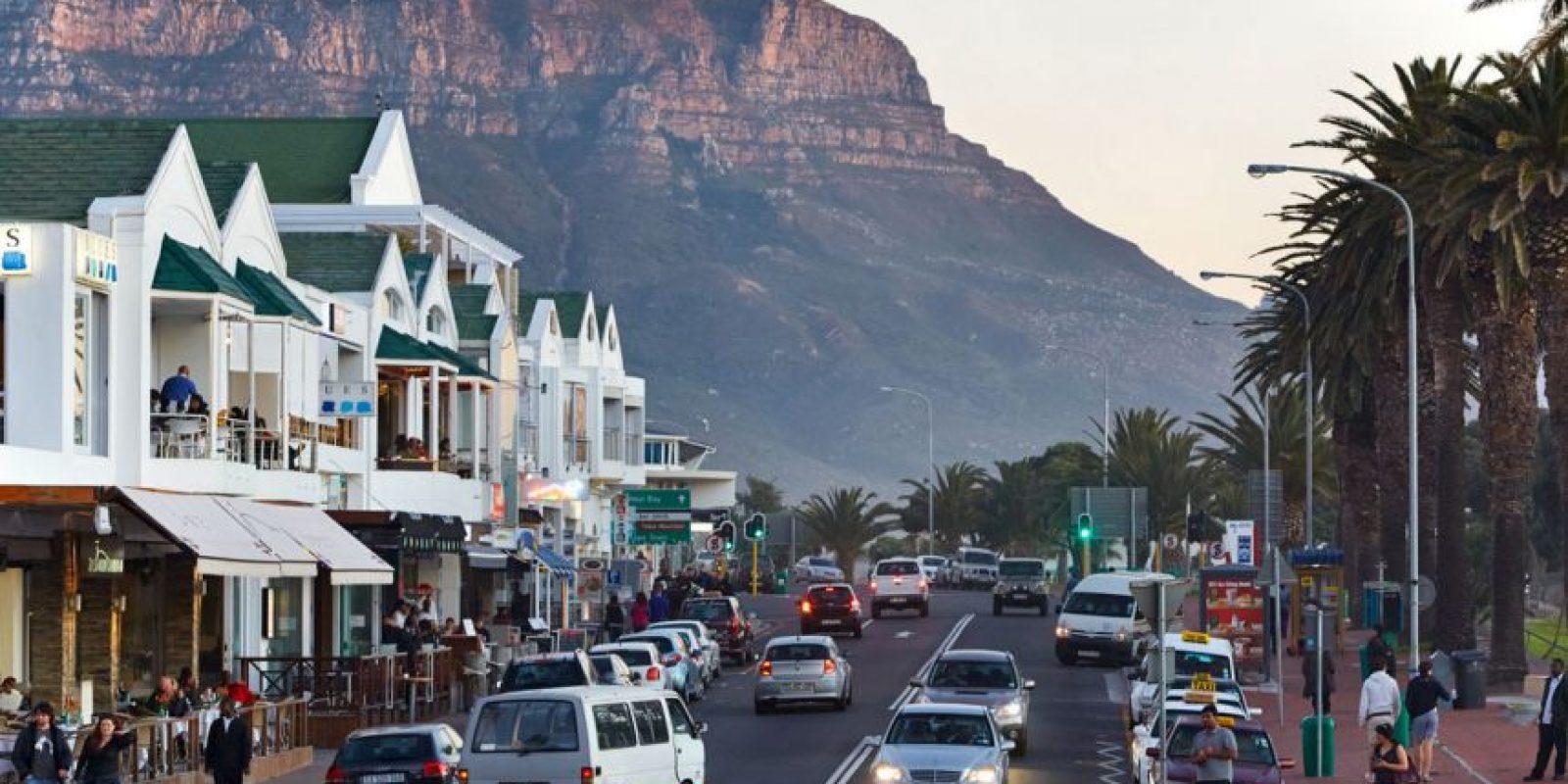 11. Ciudad del Cabo, Sudáfrica, consiguió 89.023 puntos. Foto:Getty Images