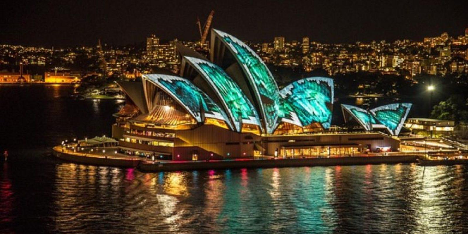 8. Sídney, Australia, su visitantes creen que es una ciudad con muy buena vibra por eso su puntaje fue de 89.910. Foto:Vía pixabay.com