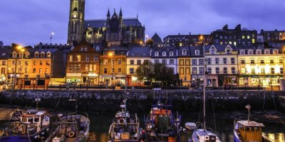 4. Cork, Irlanda, su puntaje fue de 90.840 Foto:Getty Images