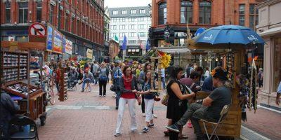 3. Dublin, Irlanda, en el mismo país pero mayor puntos en total 91.342 Foto:Vía Wiki