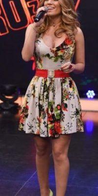 """Se dio a conocer en 2005, fecha en la que fue finalista del reality show """"Operación triunfo"""" Foto:Vía instagram.com/edurnity"""