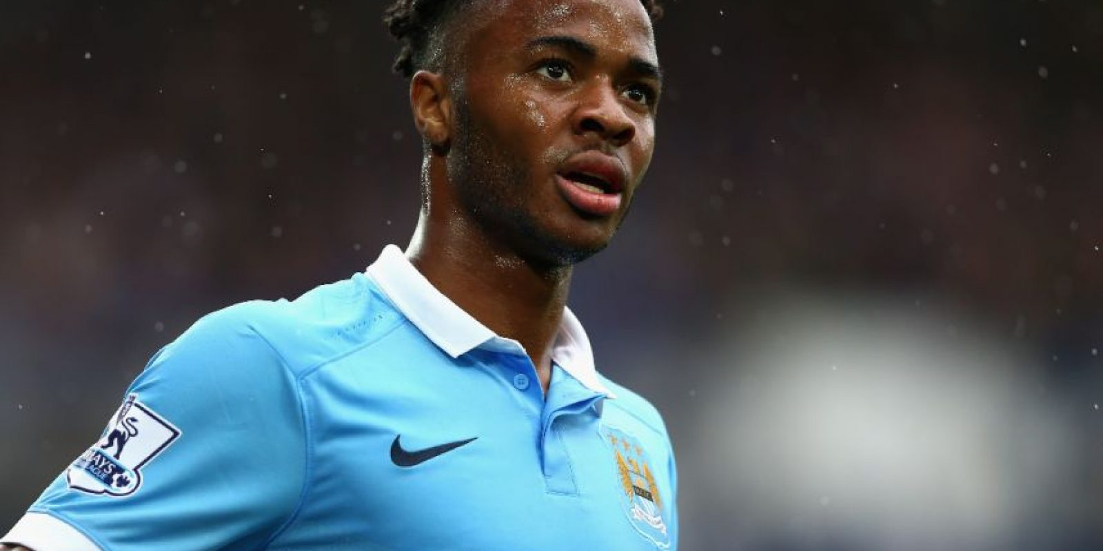 3. Raheem Sterling (Inglaterra) / Manchester City pagó 62.5 millones de euros al Liverpool por él. Foto:Getty Images