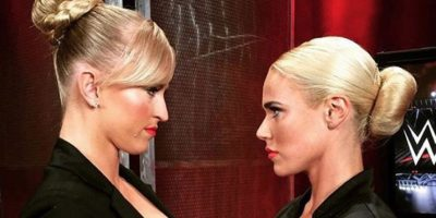Diva se queda en ropa interior en show en vivo de la WWE