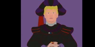 Así luce Donald Trump como villano de Disney