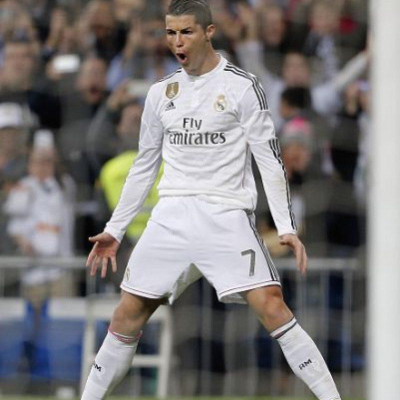 Ha jugado también en Manchester United (2003-2009) y Real Madrid (2009- actualidad) Foto:Getty Images