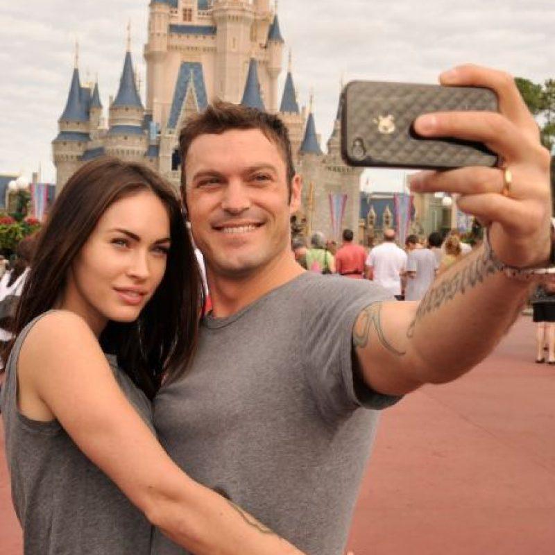 """Después de cinco años de matrimonio y once de relación, Fox solicitó oficialmente su divorcio bajo los términos de """"diferencias irreconciliables"""". Foto:Getty Images"""