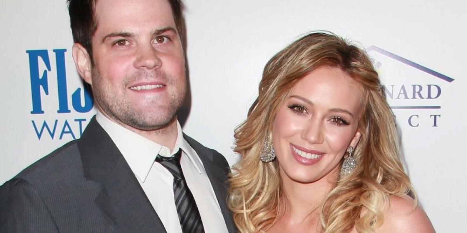 En abril, Comrie presentó los papeles de su divorcio con Duff ante un tribunal de Los Ángeles. Foto:Getty Images