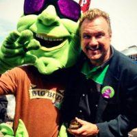 Michael Straumietis es director de Advanced Nutrients. Foto:Instagram/marijuanadon