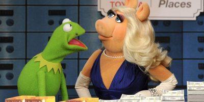 """Ahora, se rumora que """"René"""" ya sale con otra cerdita llamada """"Denise"""". Foto:Getty Images"""