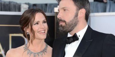 En julio la pareja de actores anunció su separación tras 10 años de matrimonio. Foto:Getty Images