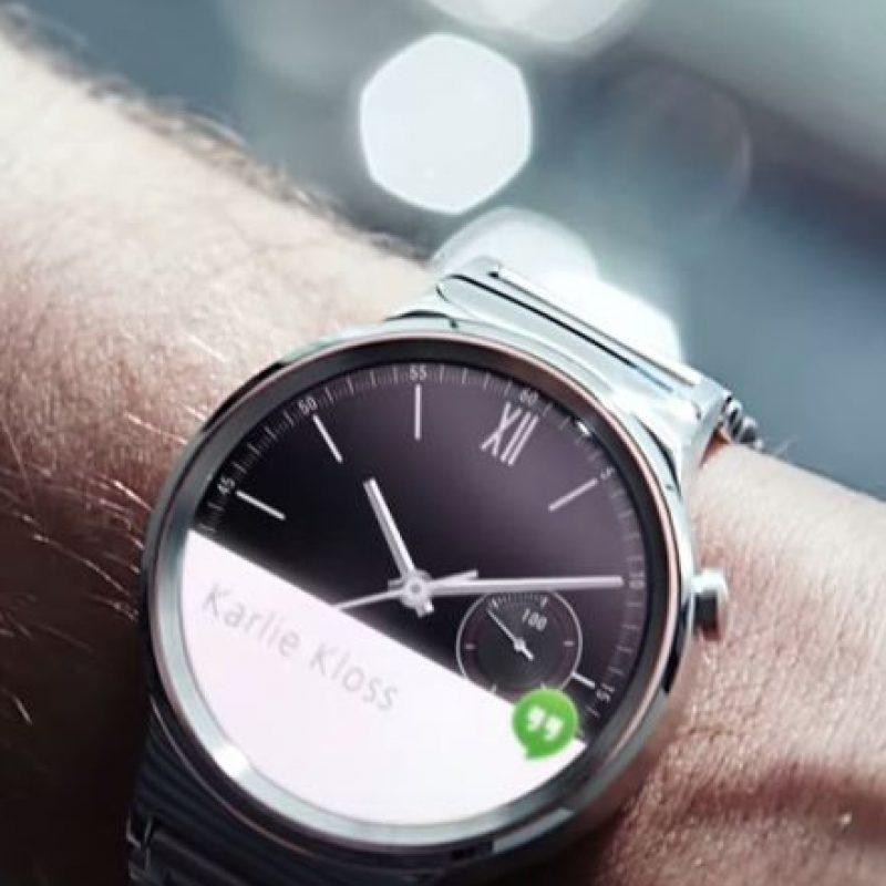 Huawei Watch Foto:Huawei