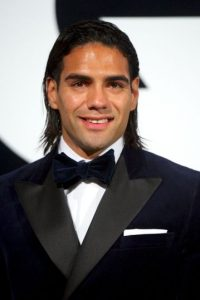 6. Radamel Falcao Foto: Getty Images