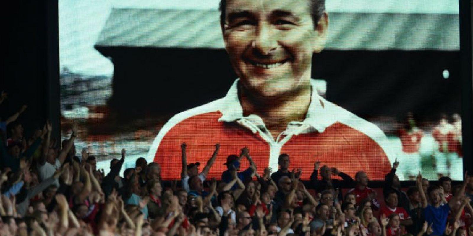 """""""Pueden tirar todas las medellas que han ganado a la basura, porque hasta donde yo sé las consiguieron con robos"""", dijo a los futbolistas del Leeds en su primer entrenamiento, en 1974. Muchos comparan sus polémicas con las de """"The Special One"""" Foto:Getty Images"""