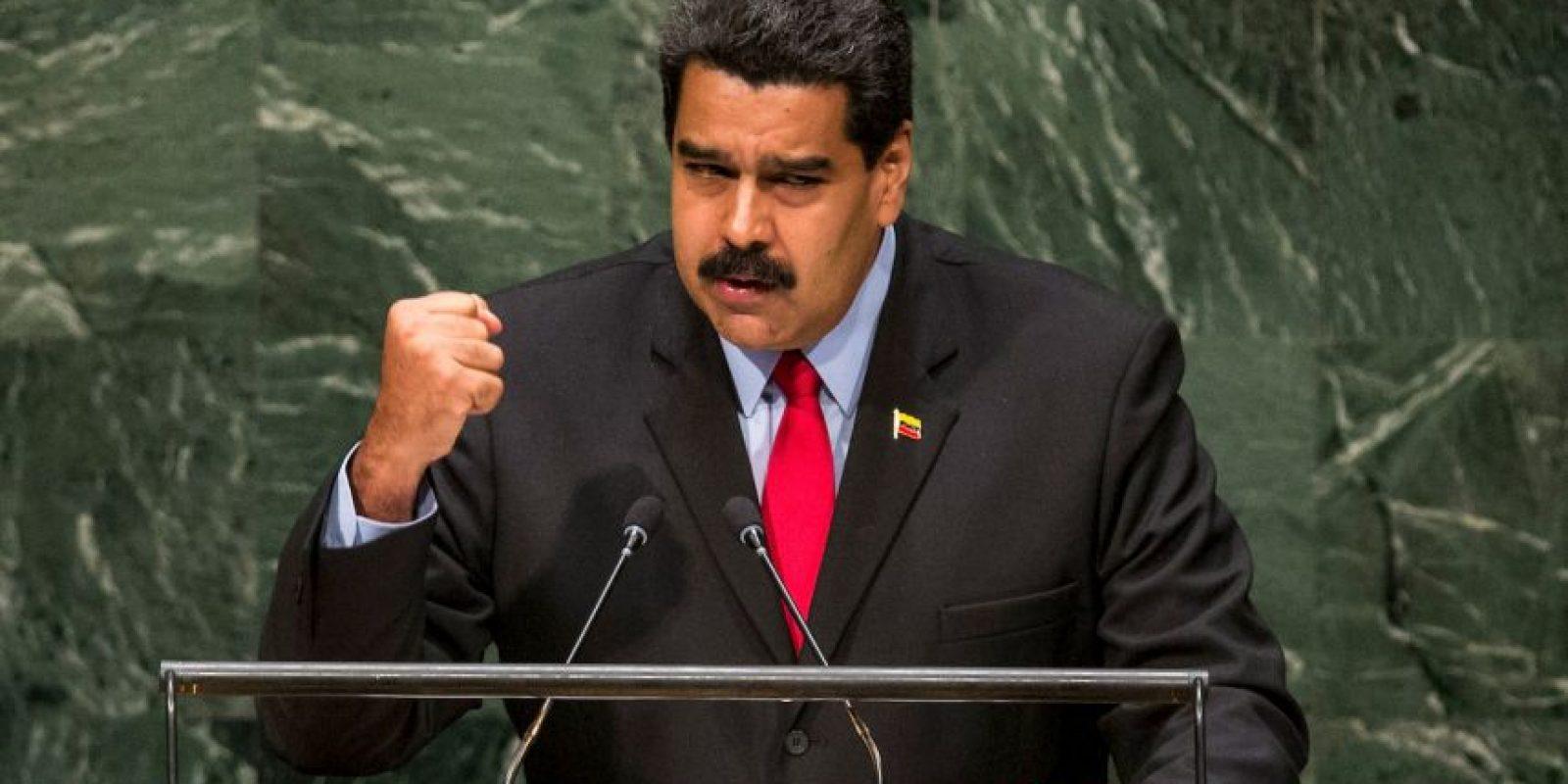 1. Venezuela, artículo constitucional número 233. Foto:Getty Images