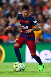3. Neymar Foto: Getty Images