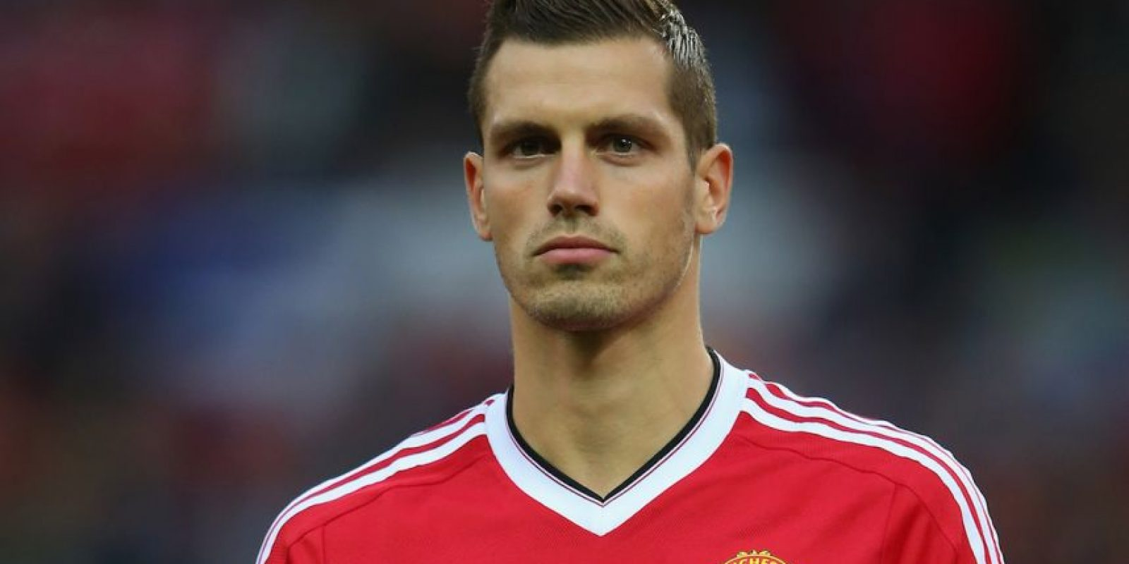 7. Morgan Schneiderlin (Manchester United) = 35 millones de euros. Foto: Getty Images