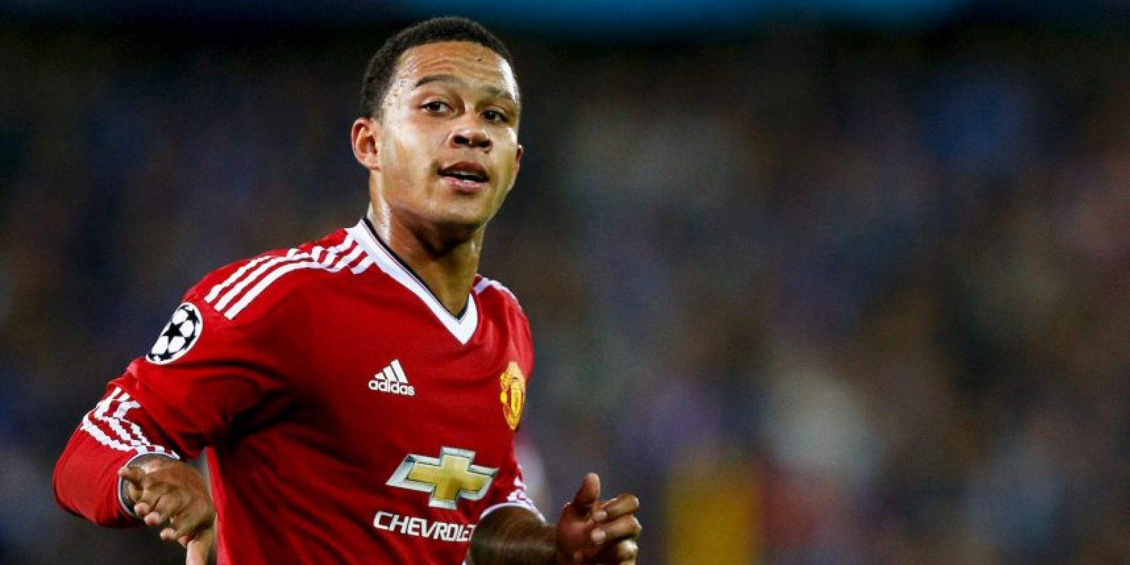 9. Memphis Depay (Manchester United) = 27.5 millones de euros. Foto:Getty Images