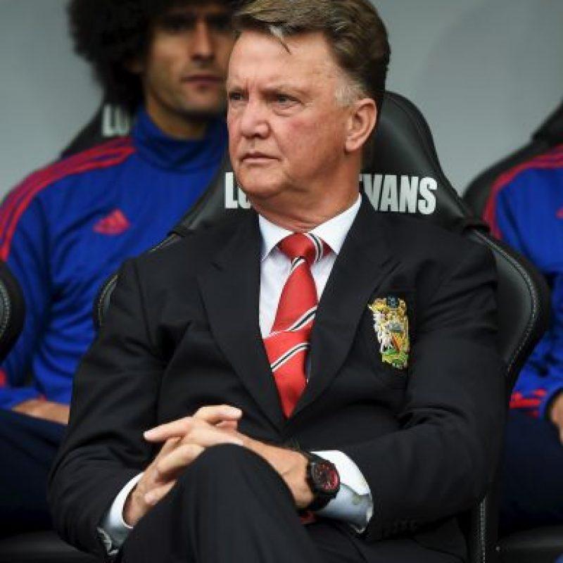 El holandés es señalado como uno de los culpables por el traspaso fallido de David de Gea al Real Madrid Foto:Getty Images