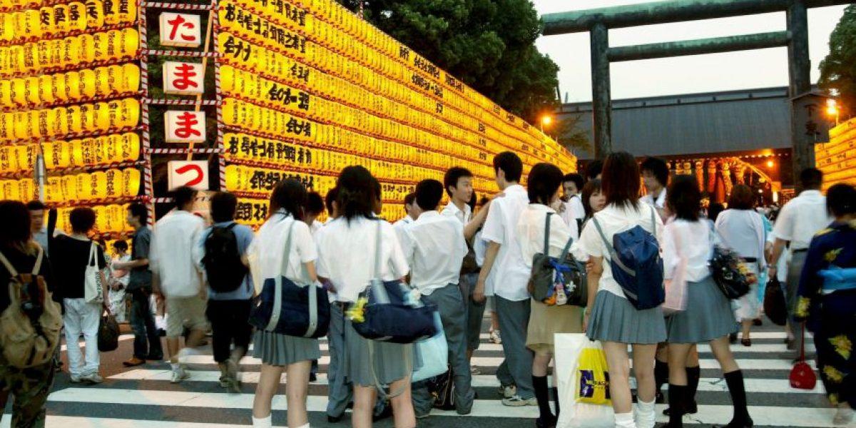 1 de septiembre: El día más peligroso para estudiantes en Japón