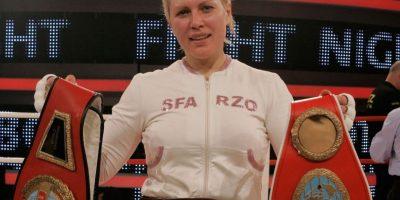 Aseguran que esta boxeadora profesional conquistó a Vladimir Putin