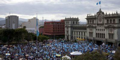 3. Baldetti está encarcelada y declarará ante el Tribunal de Alto Impacto de Guatemala. Foto:AP