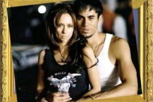 """En 2001, apareció en el videoclip de Enrique Iglesias, """"Hero"""" Foto:vía twitter.com"""