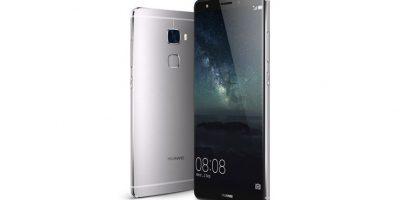 """El nuevo smartphone de origen chino tiene una pantalla con """"Force Touch"""". Foto:Huawei"""