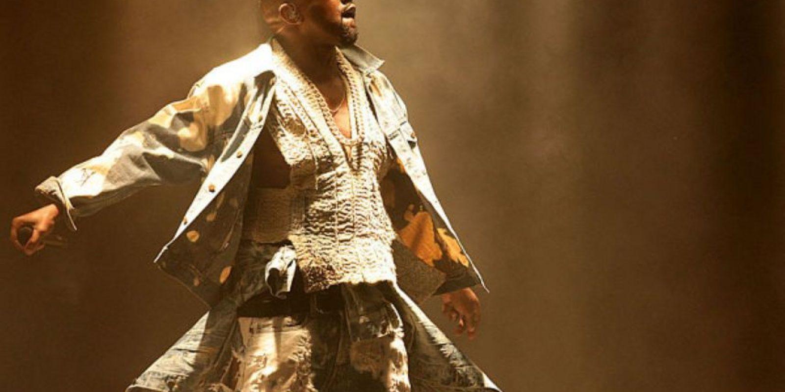 "3. Arruinó ""Bohemian Rapsody"" en Glastonbury. Foto:vía Getty Images"