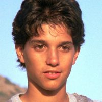 "Ralph Macchio se hizo famoso por ""Karate Kid"". Foto:vía Getty Images"