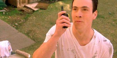 Chris Klein interpretaba siempre al juicioso chico americano en los 90. Foto:vía Getty Images