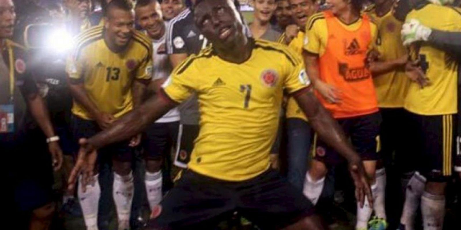 De hecho, hicieron el ritmo popular en Colombia por eso. Foto:vía Getty Images