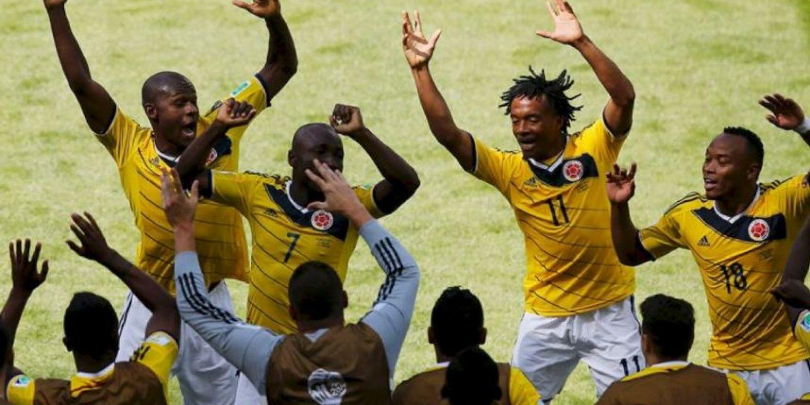 El año pasado la popularizó la Selección Colombia en el Mundial. Foto:vía Getty Images
