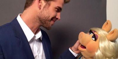 O Liam Hemsworth. Foto:vía Instagram