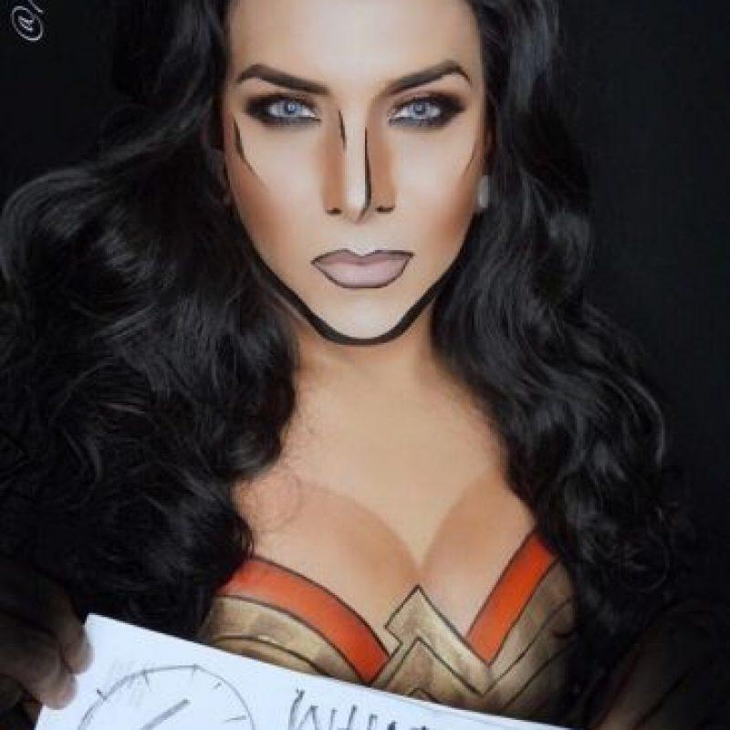 Mujer maravilla Foto:Vía Instagram/@argenapeede