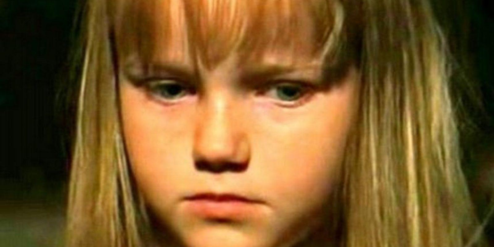 A la edad de 7 años Foto:Via imbd.com