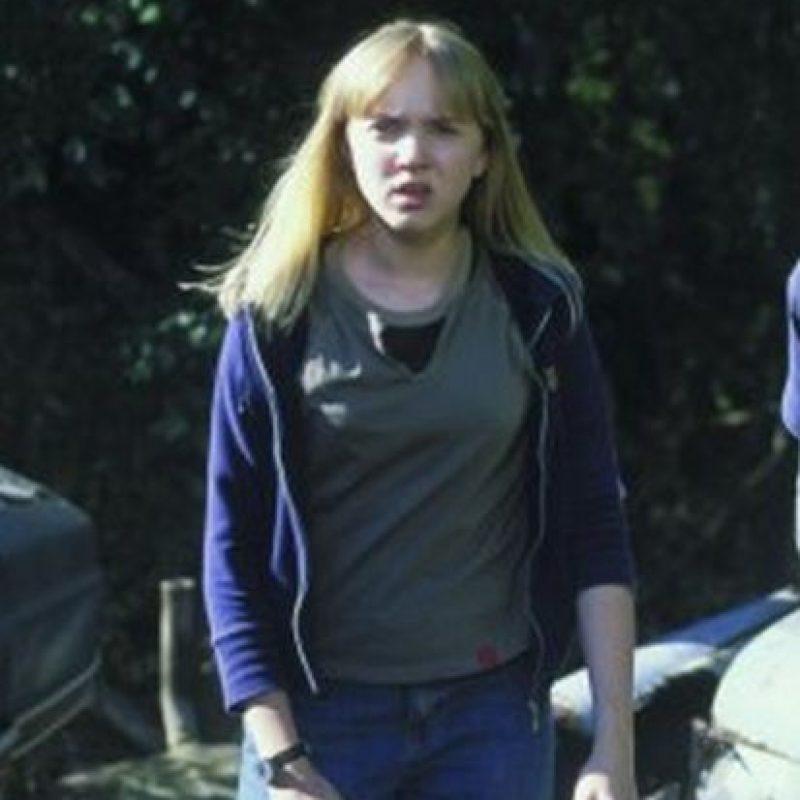La interpretó a las 13 años Foto:Via imbd.com