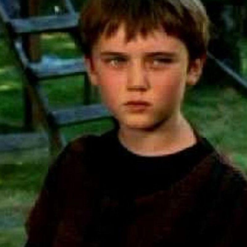 Cameron Bright lo interpretó en su niñez Foto:Vía www.facebook.com/TheCameronBright