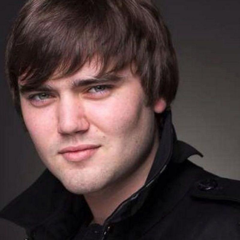 Y sigue con su carrera como actor. Foto:Vía www.facebook.com/TheCameronBright