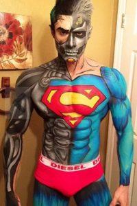 Cyborg Superman Foto:Vía Instagram/@argenapeede