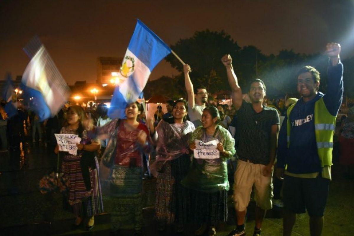 """""""Tiene que estar empoderada para ejercer sus derechos para que los gobernantes tomen el puesto que les corresponde"""", añadió Foto:AFP"""