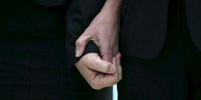 La novia del agresor aseguró que también era agresivo con ella. Foto:Getty Images