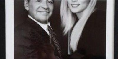 Maradona quiere que el Papa Francisco lo case con Rocío Oliva