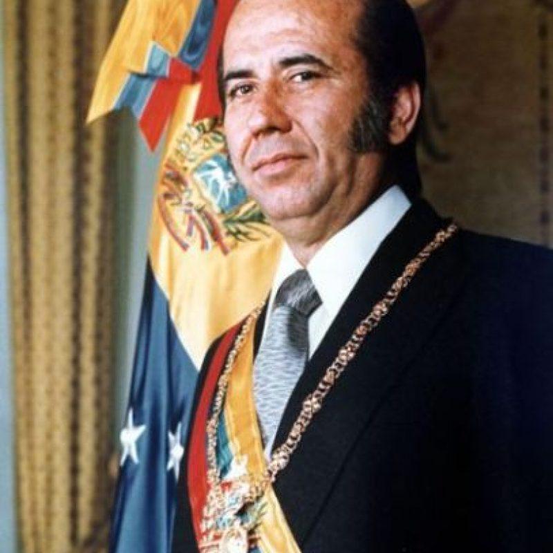Dejó el poder el 31 de agosto de 1993 Foto:Wikimedia.org