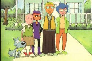 """Esta divertida serie se centraba en la vida del joven """"Doug Narinas"""", sus amigos, familia y la chica que le gusta. Foto:IMDB"""