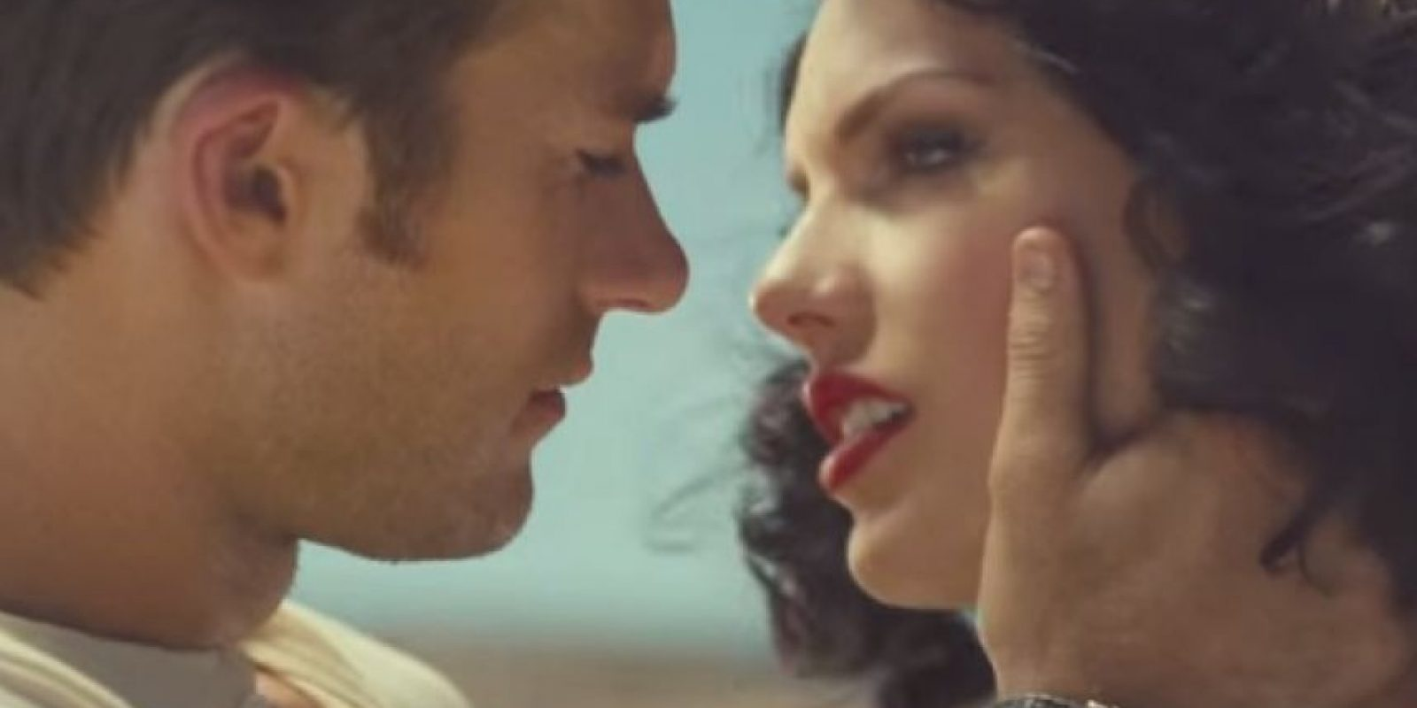 """Wildest Dreams"" narra la historia de amor entre una actriz de Hollywood y un actor en el set de grabación. Foto: YouTube/TaylorSwiftVEVO"