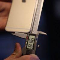 Longitud del iPhone 6s. Foto:Vía macrumors.com