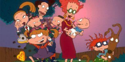 """Nickelodeon prepara el regreso de series como """"Rugrats"""" y """"Hey Arnold"""""""